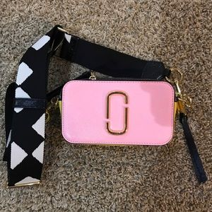 Marc by Marc Jacobs snapshot camera bag